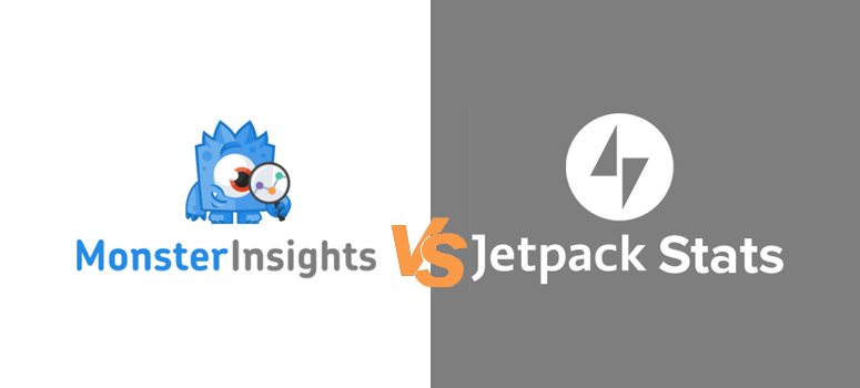 MonsterInsights vs Jetpack Stats