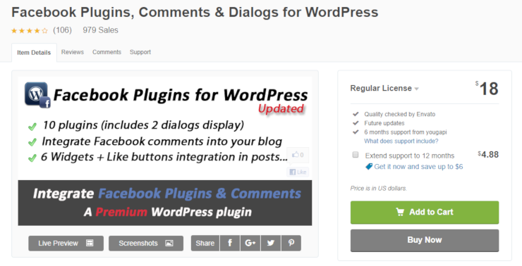 facebook-plugin-best-wordpress-comment-plugins