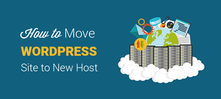 move wordpress to a new host without downtime