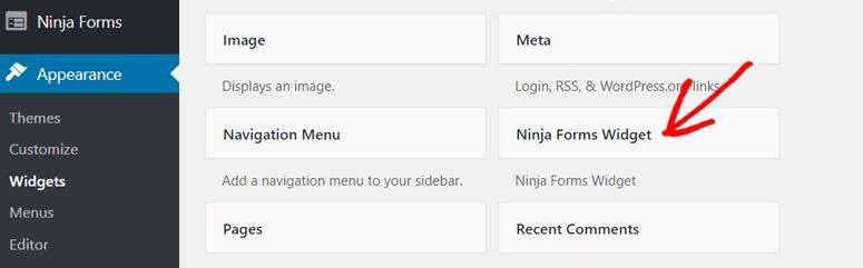 ninja-forms-widget