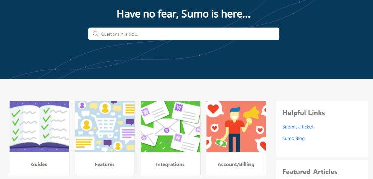 sumo-support