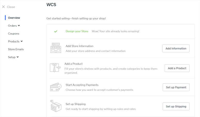 weebly-store-options