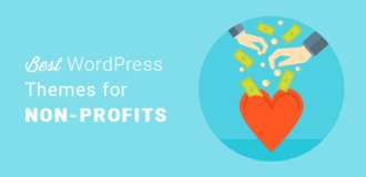 wordpress themes for non-profits