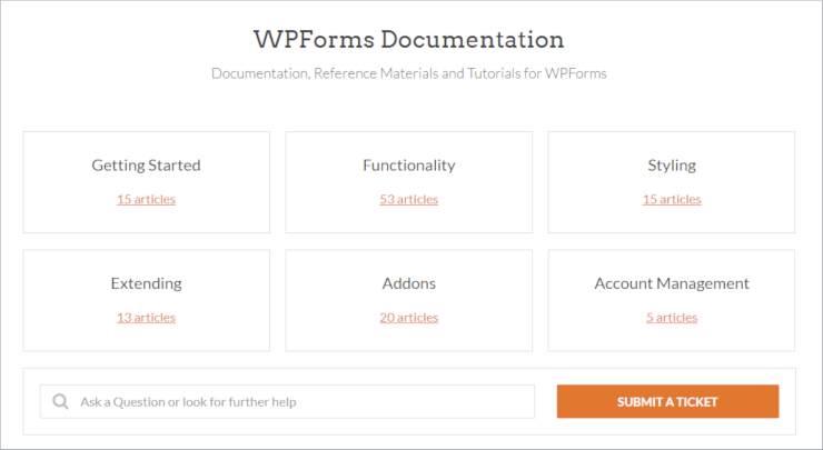 wpforms-support
