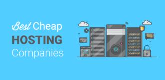 best cheap hosting companies