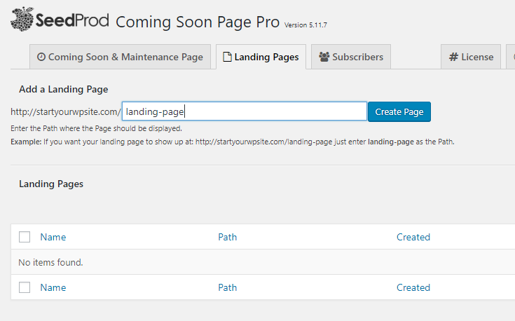 coming soon page pro review - landing page