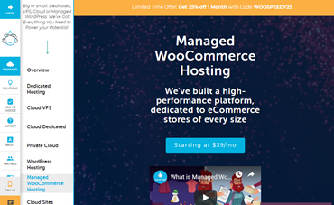 liquid web woocommerce hosting review