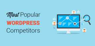 Popular WordPress competitors
