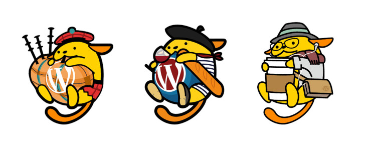 wordpress-unofficial-mascot