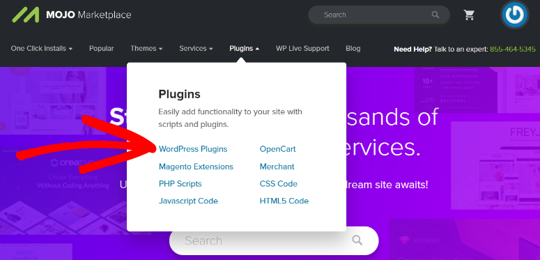 MOJO Marketplace plugins