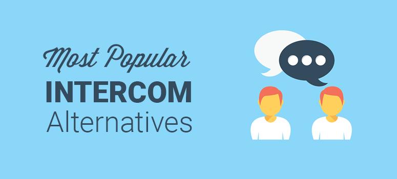 Best Intercom alternatives