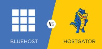 hostgator vs. bluehost