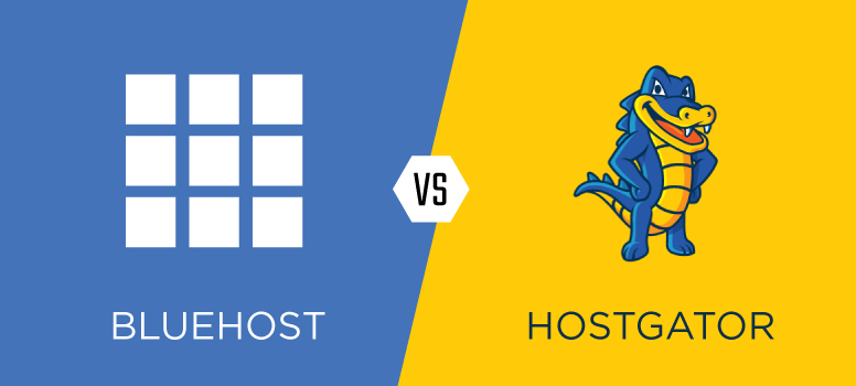 hostgator vs. bluehost