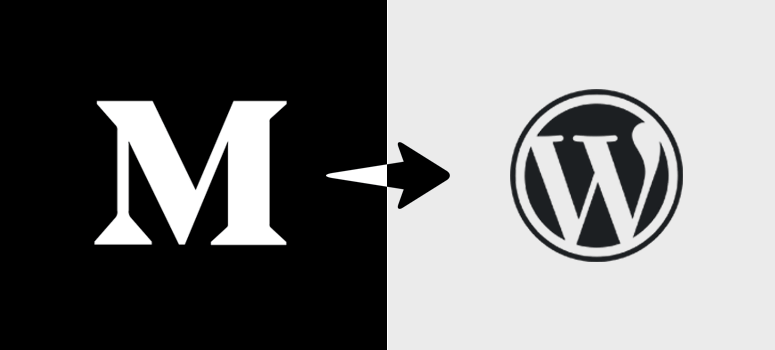 Medium to WordPress