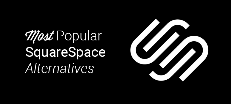 most popular squarespace alternatives