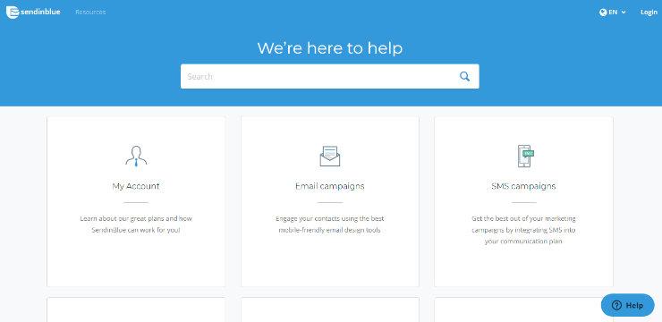 sendinblue-support