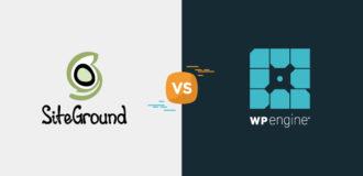 SiteGround vs WPEngine