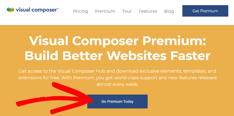Visual Composer premium