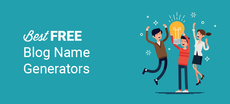best free blog name generators