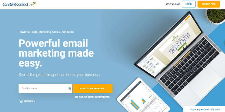 constant-contact-best-email-automation-tools