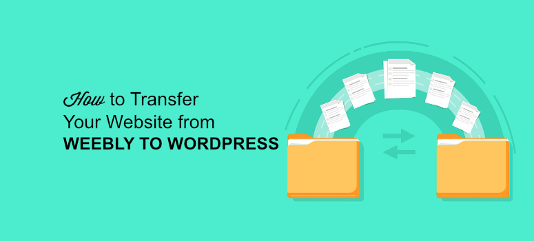 how to transferfrom weebly to wordpress