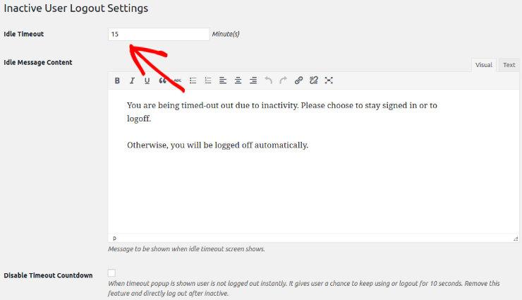 inactive-logout-ultimate-wordpress-security-guide