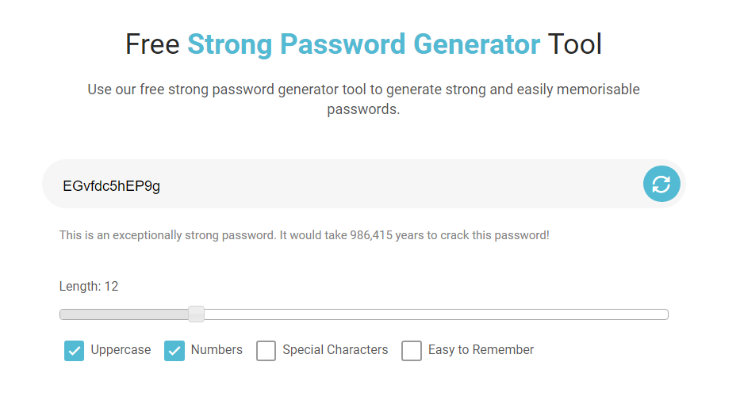 isitwp-password-generator