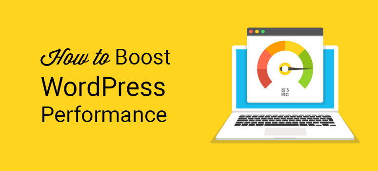 make wordpress website faster