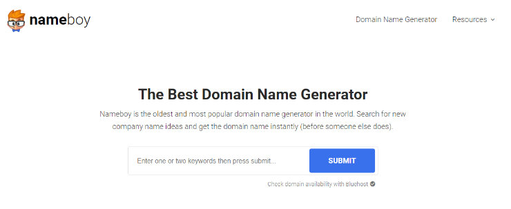 8 BEST Blog Name Generators to Find the Perfect Blog Name