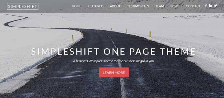 Simple Shift