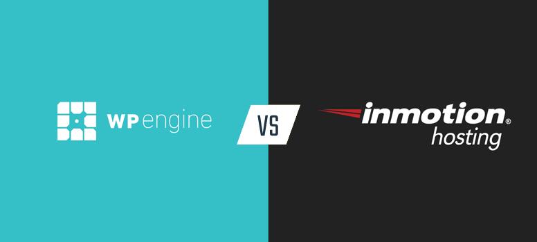 wp engine vs inmotion hosting