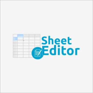 wp sheet editor coupon code