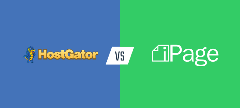 HostGator vs ipage
