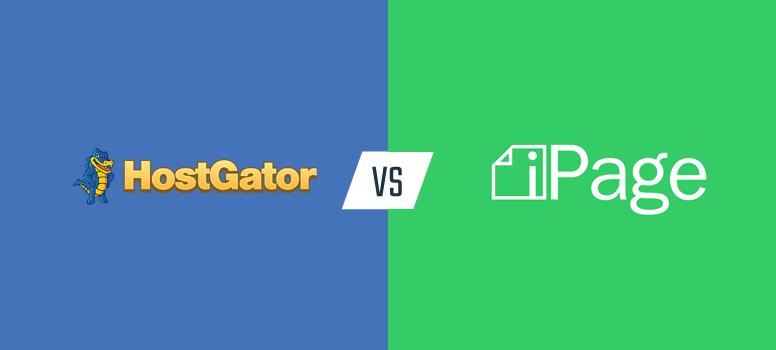 HostGator vs ipage