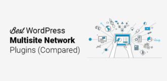 best wordpress multisite network plugins