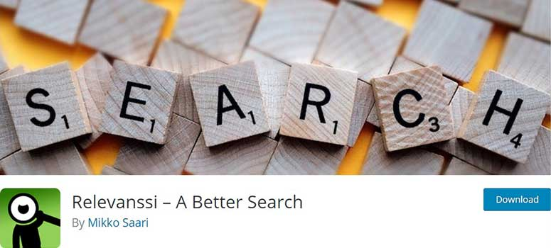A Better Search