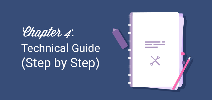 chapter 4 start a site technical guide