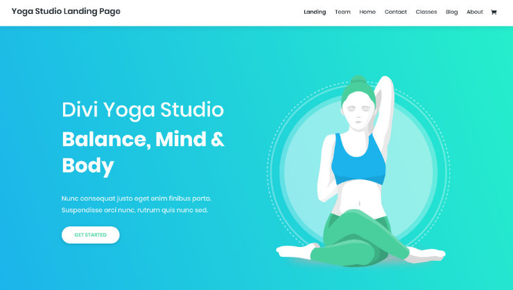 divi-yoga-layout
