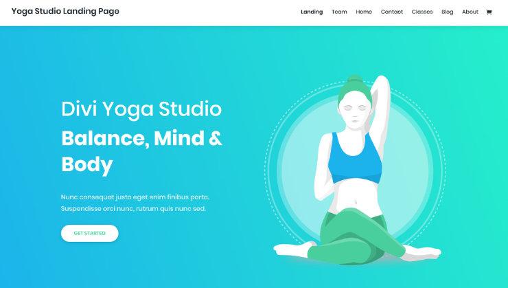divi-yoga-layout