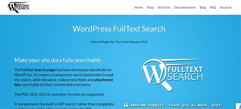 15 Best WordPress Search Plugins to Improve Onsite Search