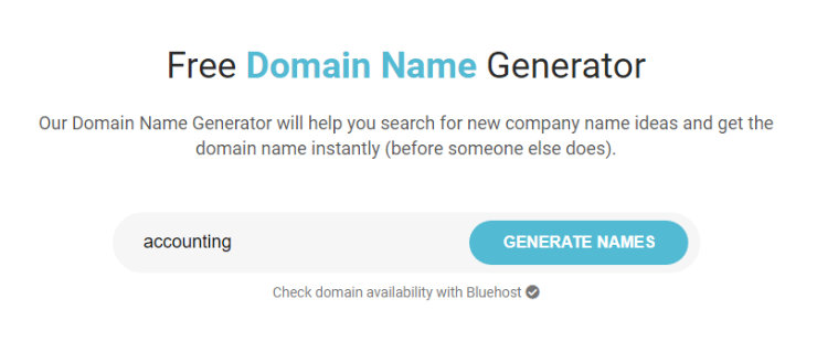 isitwp ecommerce business name generator