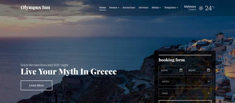 29 Best WordPress Themes for Hotels & Resorts (2019)