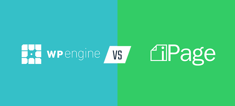 wp engine vs. ipage