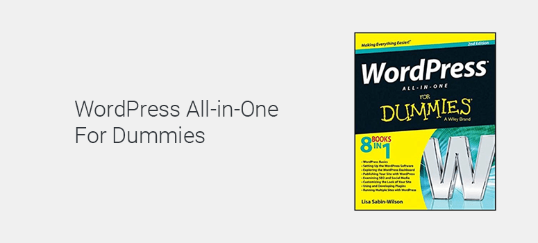 WordPress All-in-One-For Dummies