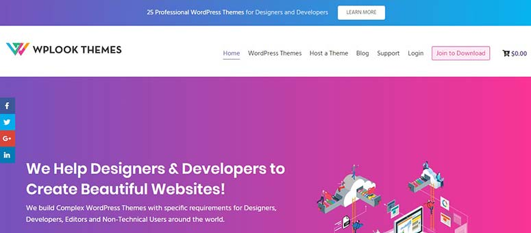 WPlook Themes