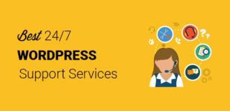 Best WordPress Support Services