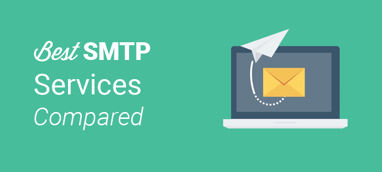 best smtp services compared