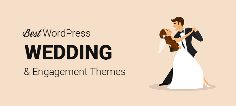 Best WordPress themes for wedding and engagement