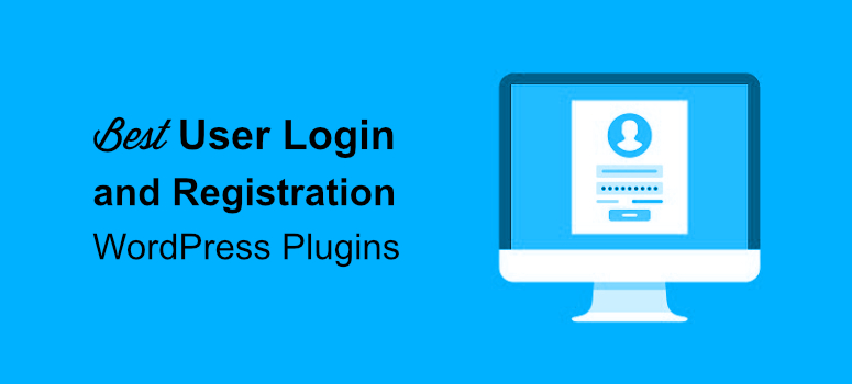 best user login and registration plugins