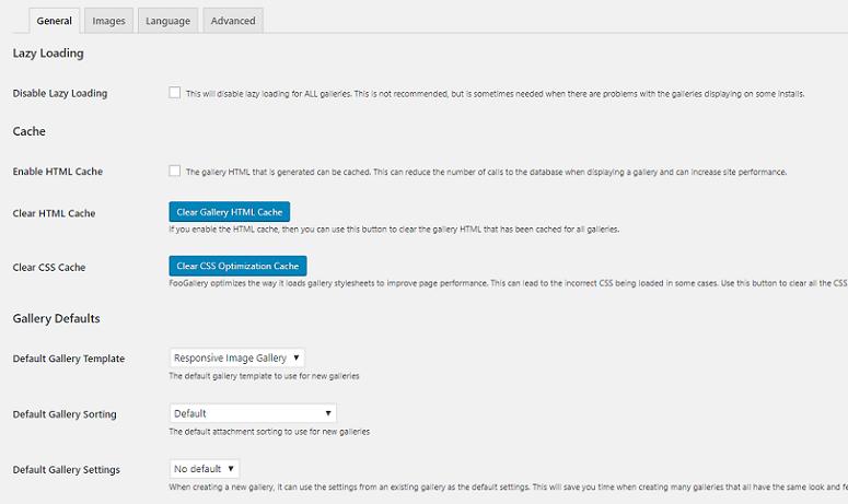 FooGallery configuration, Envira Gallery vs Foogallery,